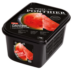 Puree červený meloun