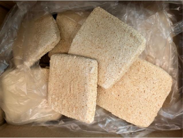 Obalovaný sýr Pajero