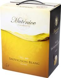 Víno bílé -SAUVIGNON, 11% alk.BIB ESP