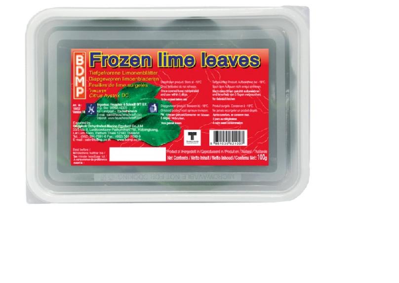 Limetové listy Kafir lime leaf