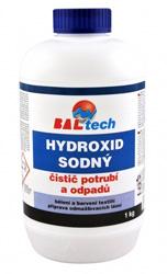 Hydroxid sodný Baltech (krtek)