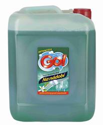 GO! Na nádobí - ruční mytí