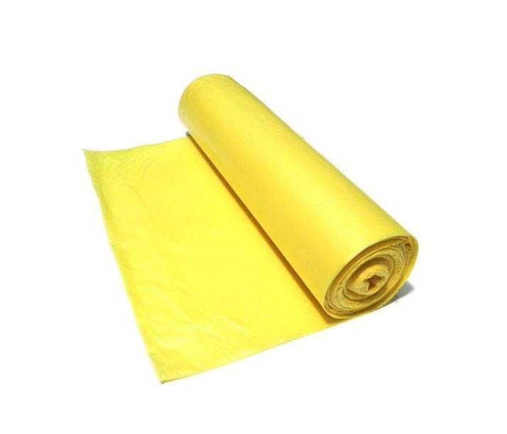 Pytle 120l žlutý 60my