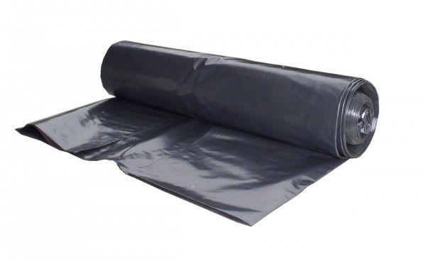 Pytle 120l černý 80my