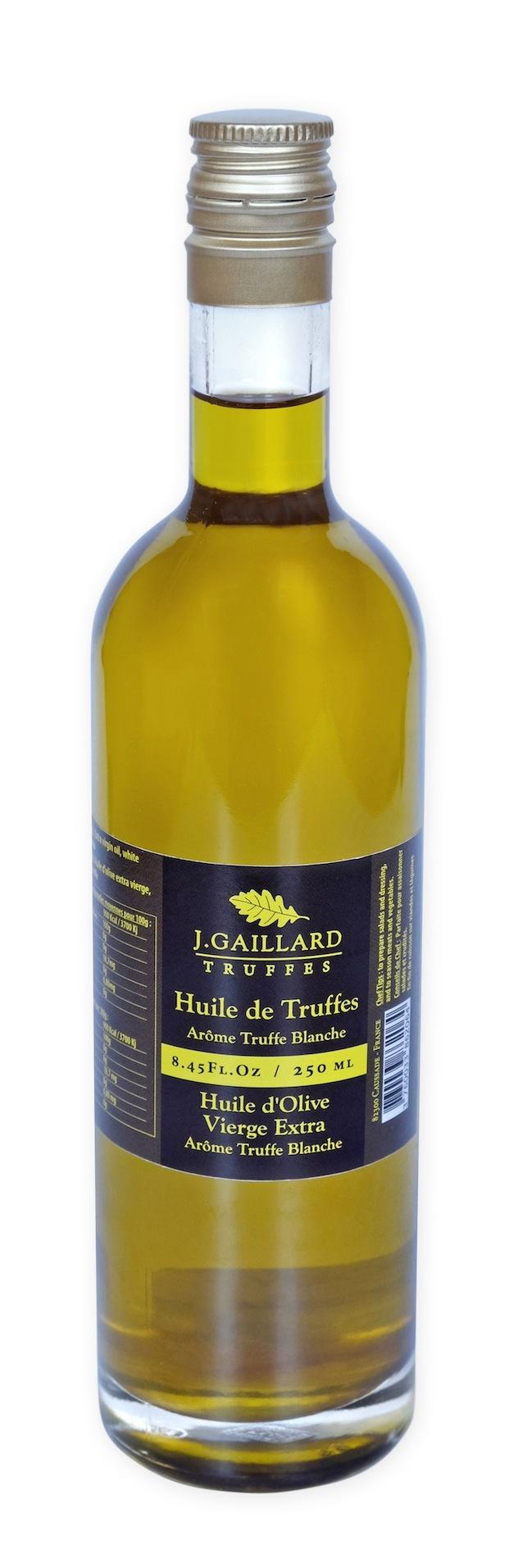 Lanýžový olej bílý J.Gaillard
