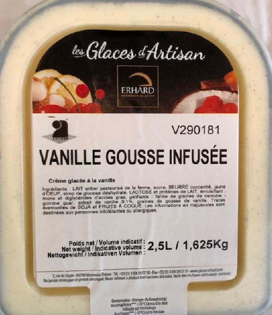 Vanilková Gousse Infusee