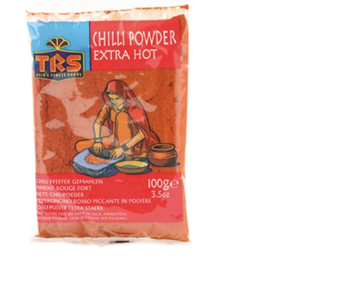 Chilli mouka extra hot 100g H&S