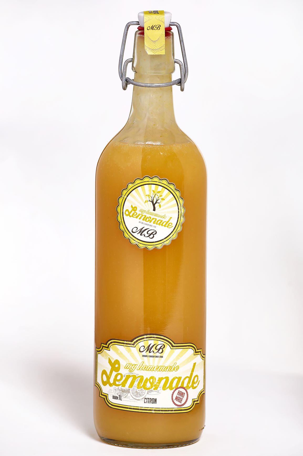 Homemade lemonade Citron