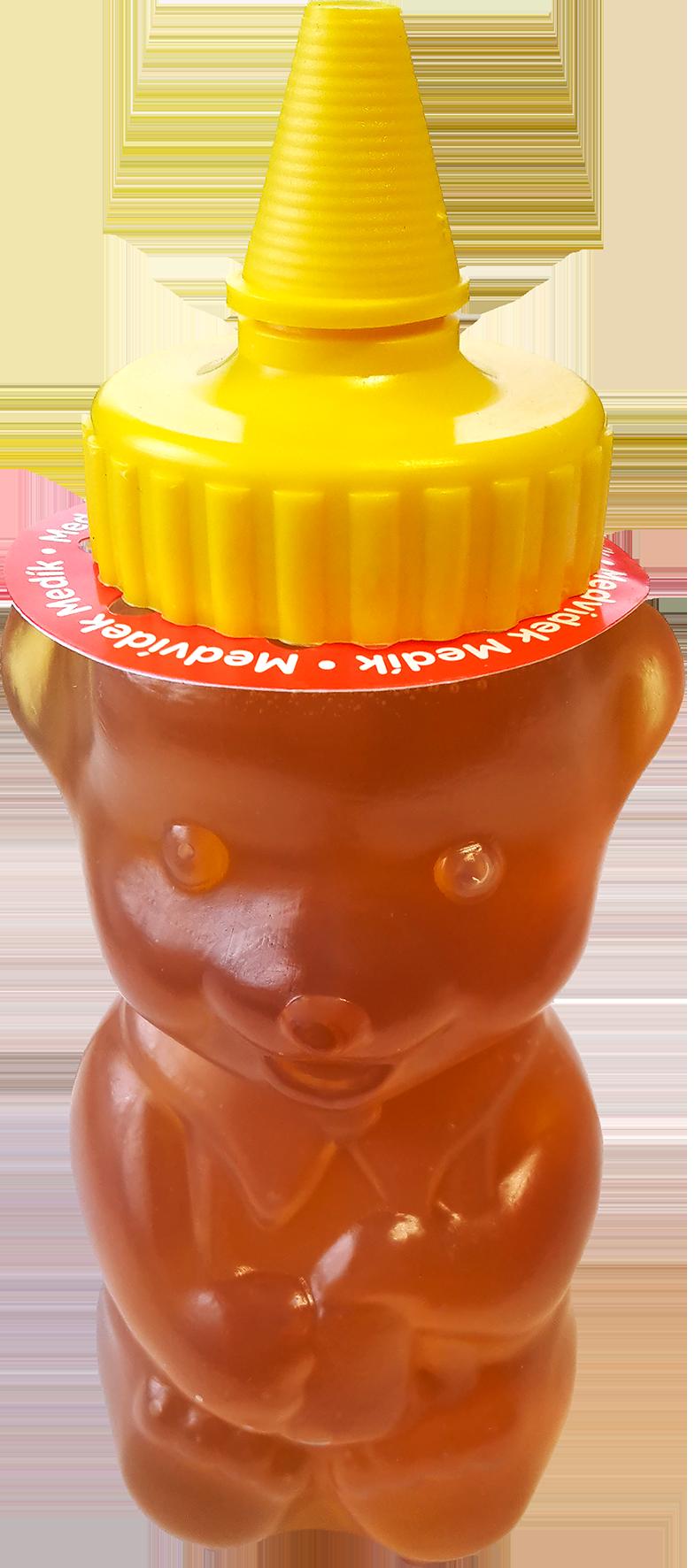 Med květový Medvídek