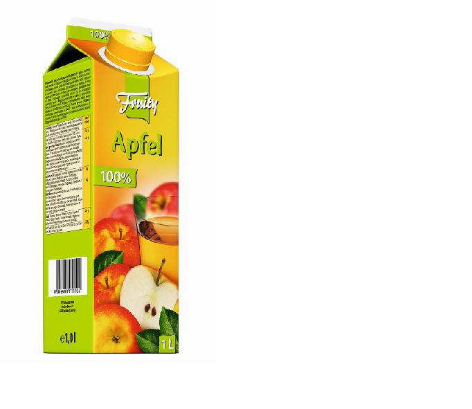 Fruity Jablko 100%