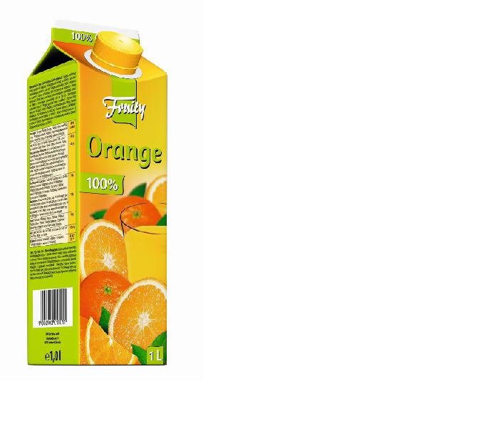 Fruity Pomeranč 100 %