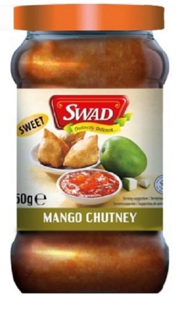 Chutney sweet mango