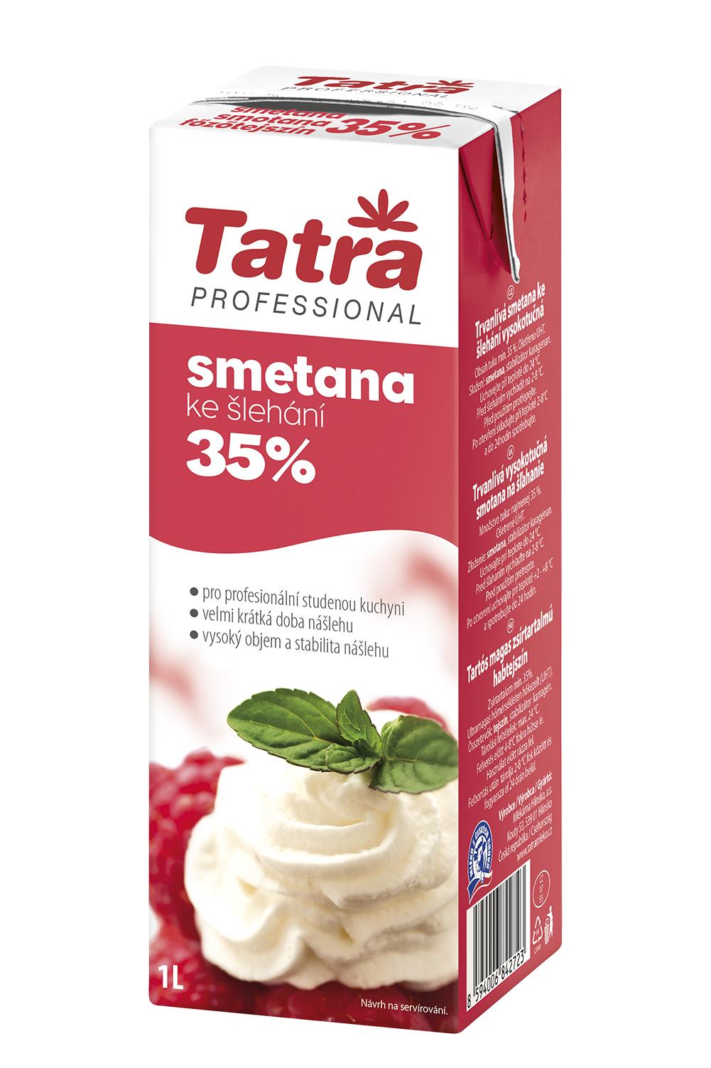 Smetana 35% TATRA