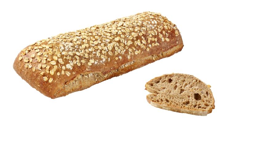 Chléb multicereální 450g BRIDOR Francie mrazený