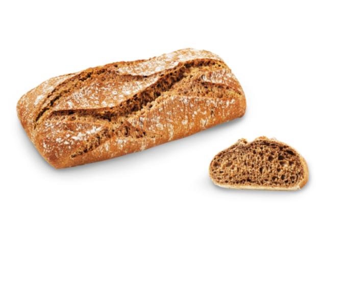 Chléb seigle (žitný) 330g BRIDOR Francie mrazený