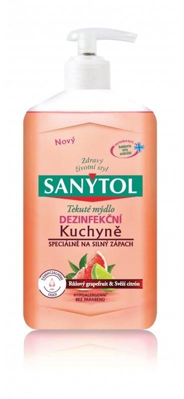 Sanytol - dezinfekční mýdlo - kuchyně