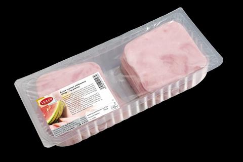 Šunka vepřová plátky 1kg (14g plátek)