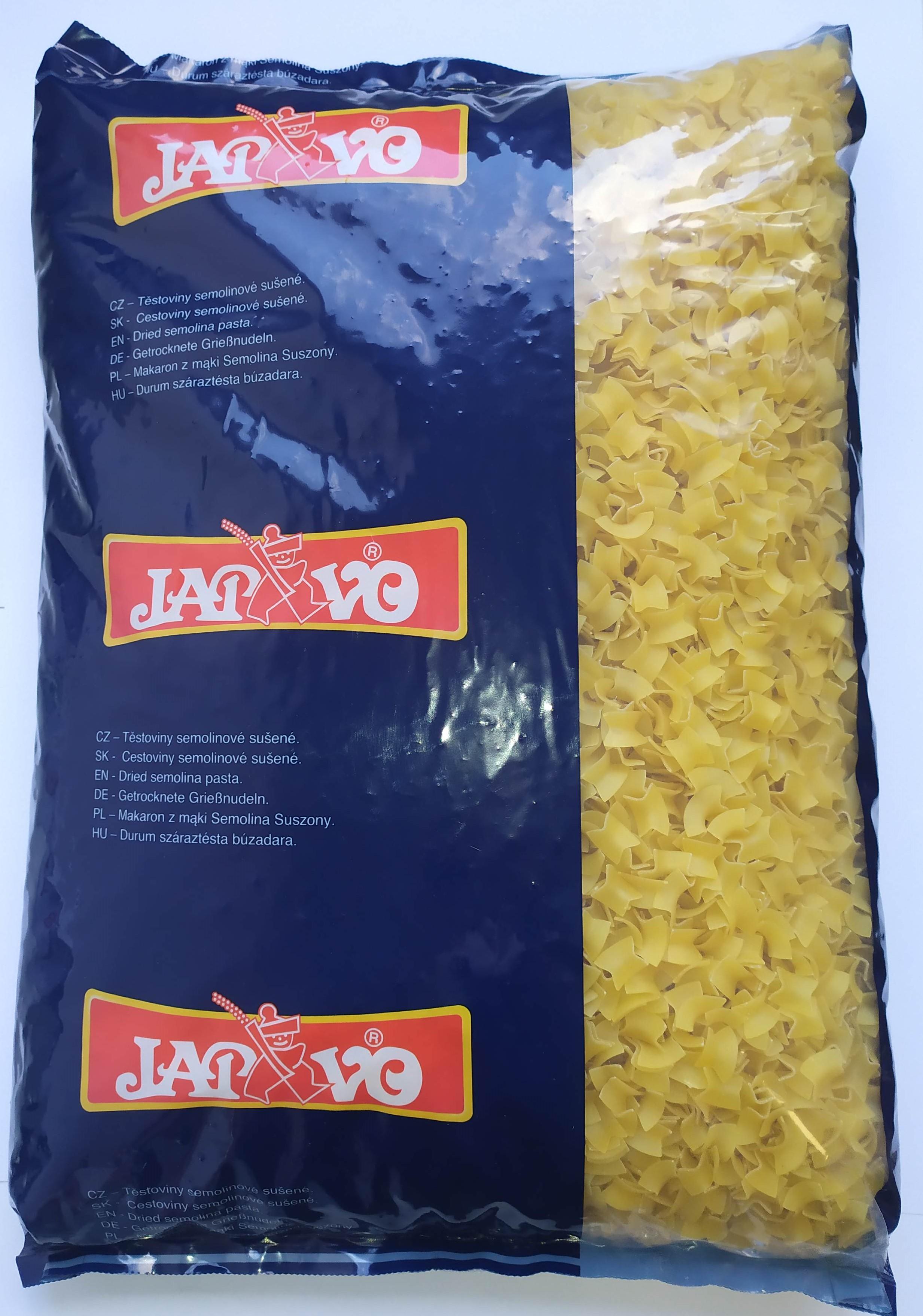 Fleky velké semolina 5kg Japavo