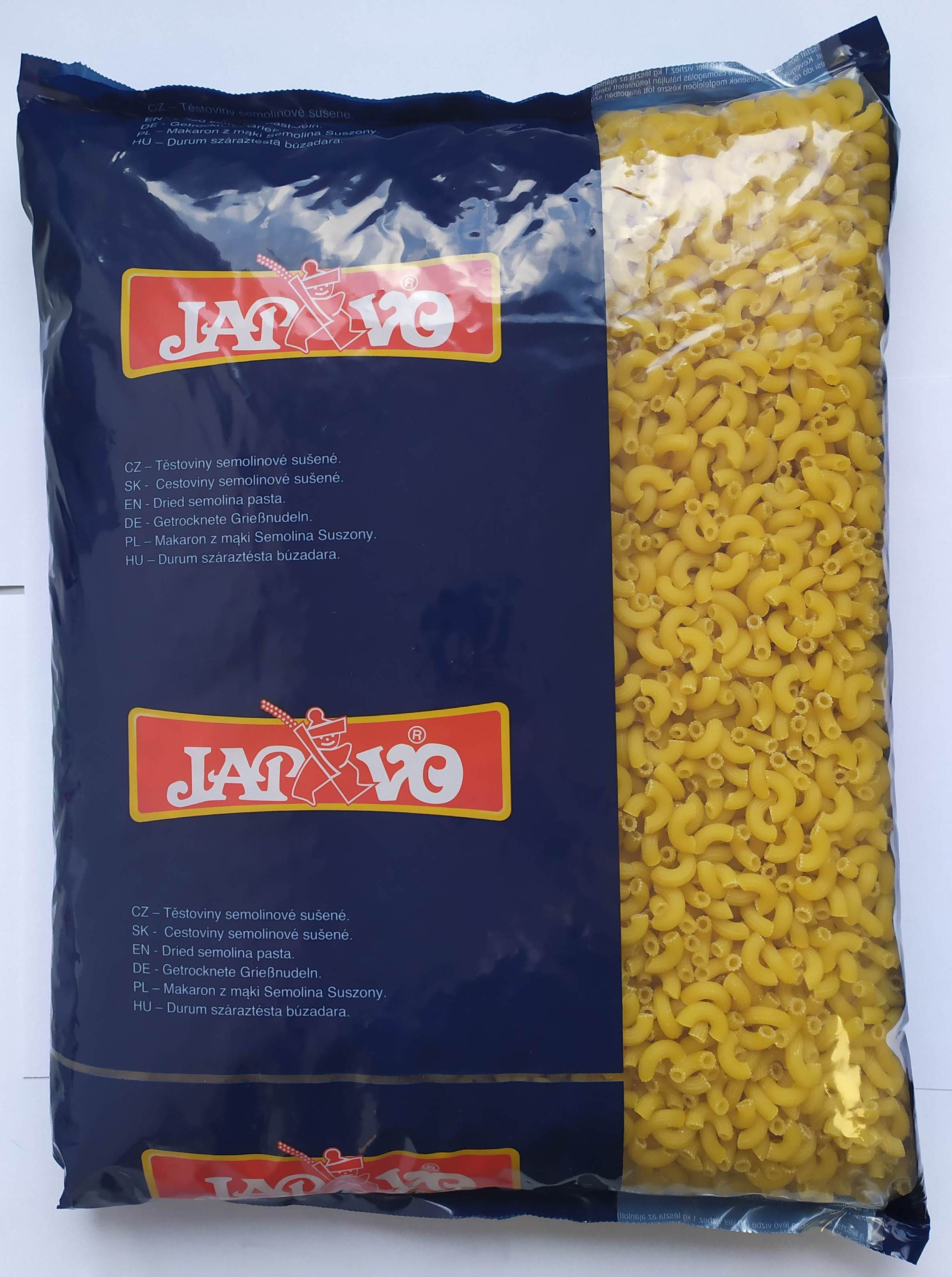 Kolínka semolina 5kg Japavo