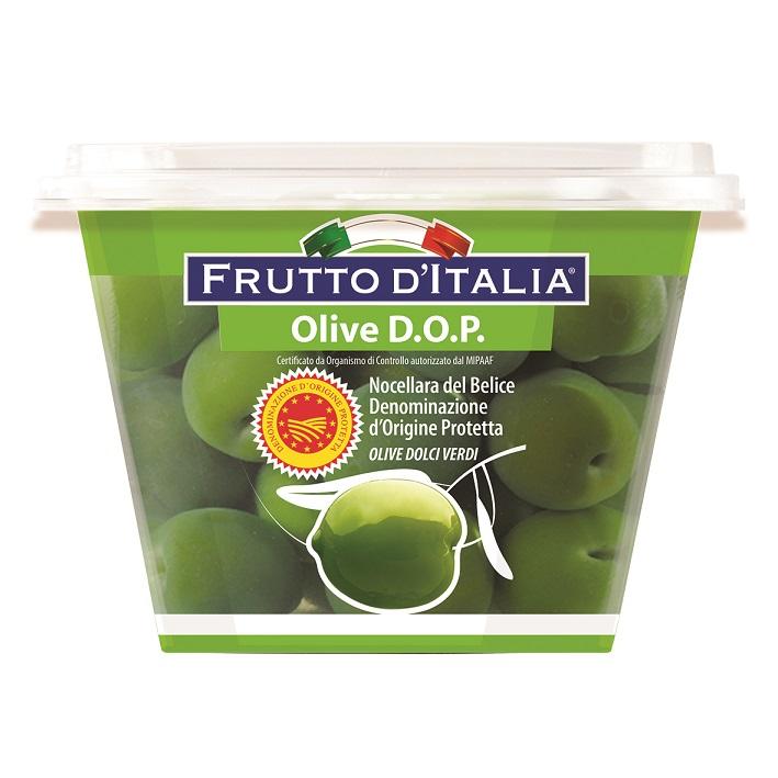 Olivy zelené Nocellara of Belice 250g Madama Oliva