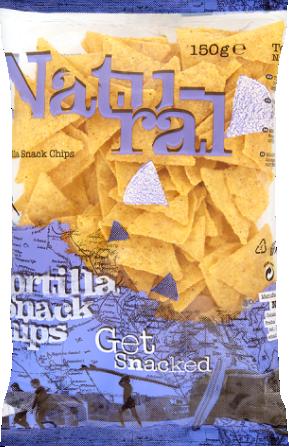 Tortilla Chips - natural