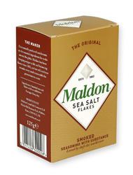 Sůl Maldon smoked 125g