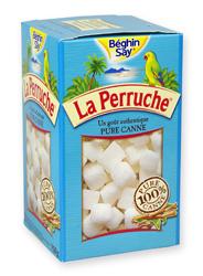 Cukr La Perruche bílý - kostka