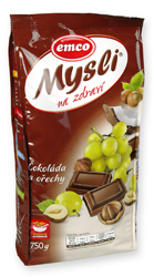 Müsli čokoládové