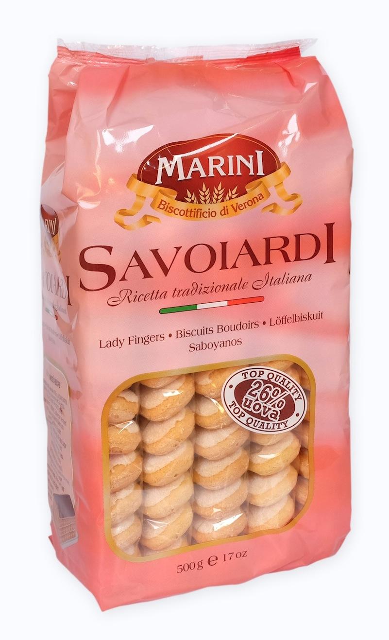 Sušenky na tiramisu