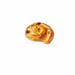 Pain raisins BRIDOR ( máslový šnek s rozinkami)