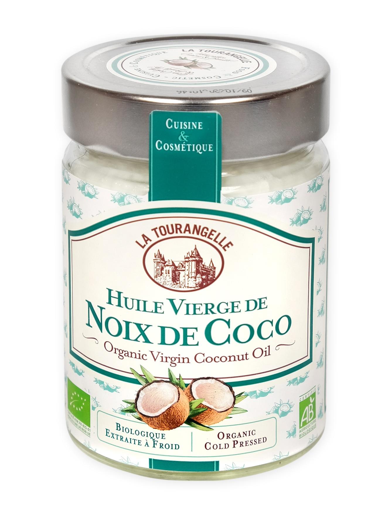 Kokosový olej BIO La Tourangelle