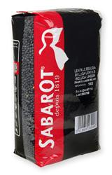 Čočka černá  - Beluga  Sabarot