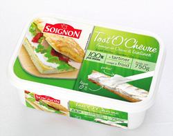Kozí sýr roztíratelný Soignon