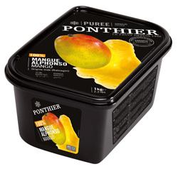 Puree mango