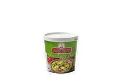 Curry pasta zelená