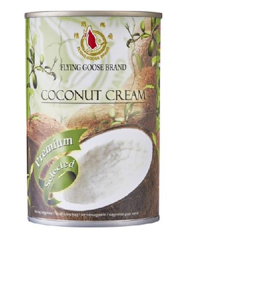 Kokos krém