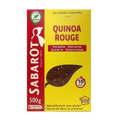 Quinoa červená Sabarot