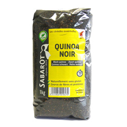 Quinoa černá Sabarot